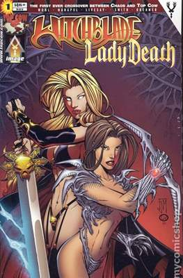 Witchblade Lady Death: (2001)