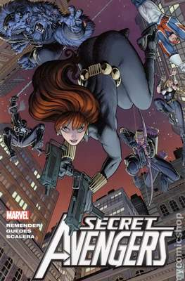 Secret Avengers by Rick Remender #2