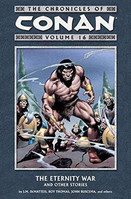 The Chronicles of Conan the Barbarian (Paperback) #16