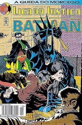 Liga da Justiça e Batman (Grapa) #10