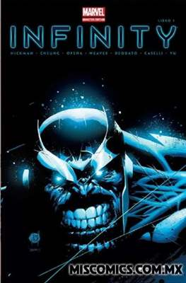 Infinity. Marvel Monster Edition (Rústica) #1