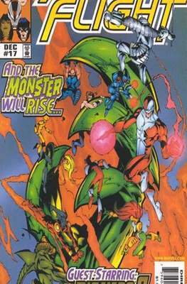 Alpha Flight Vol. 2 (1997-1999) (Comic Book) #17