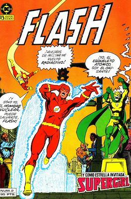 Flash (1984-1985) (Grapa, 38 páginas) #2