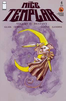 The Mice Templar Vol. 2 Destiny (Grapa) #4