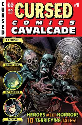 Cursed Comics Cavalcade (Comic Book 80 pp) #1