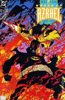 Batman: Sword of Azrael (1992-1993) (Grapa) #4