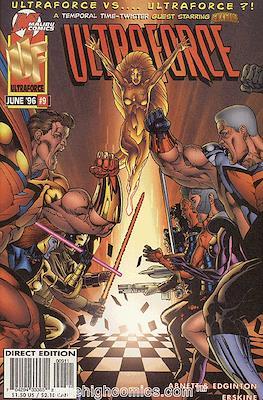 Ultraforce Vol.II (grapa) #9