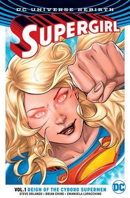 Supergirl Vol. 7 (2016-) (Softcover) #1