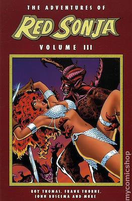 The Adventures of Red Sonja (2005-2007) (Rústica) #3