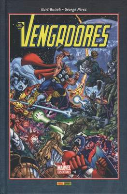 Los Vengadores. Best of Marvel Essentials (Cartoné, 208 páginas) #2