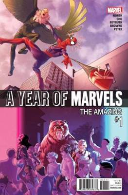 A Year of Marvels: The Amazing (2016)