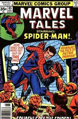 Marvel Tales (Comic Book) #85