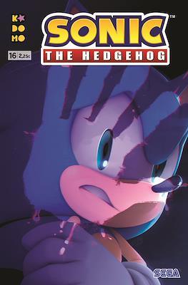 Sonic The Hedgehog (Grapa 24 pp) #16