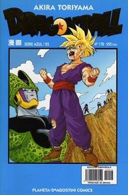 Dragon Ball - Serie Azul (Grapa) #178