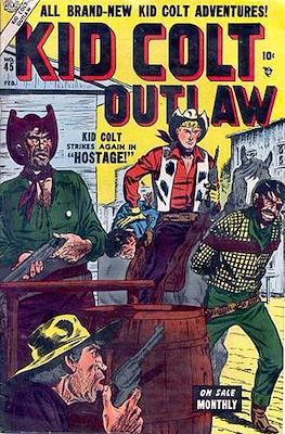 Kid Colt Outlaw Vol 1 #45