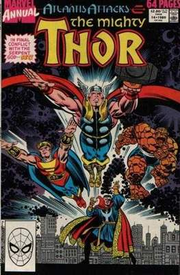 The Mighty Thor Annual (1966-1994) (Comic Book) #14