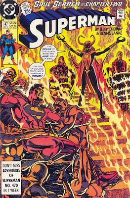Superman Vol. 2 (1987-2006) (Comic Book) #47