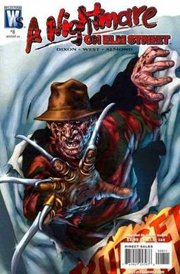 A nightmare on Elm street (Grapa) #8