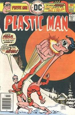 Plastic Man vol.2 (1966-1977) (Grapa, 32 págs.) #13