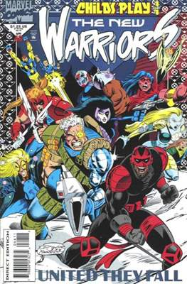 The New Warriors (Comic-Book) #46