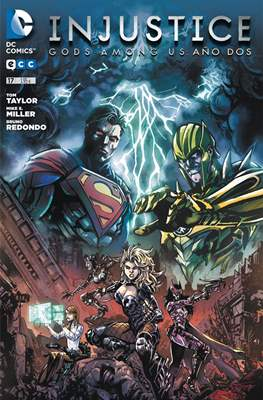 Injustice: Gods Among Us (Grapa 32 pp) #17