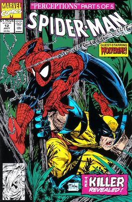 Spider-Man (Vol. 1 1990-2000) (Comic Book) #12