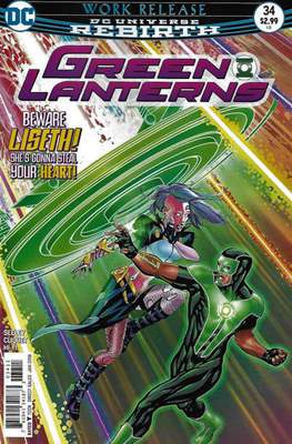 Green Lanterns Vol. 1 (2016-2018) (Comic-book) #34