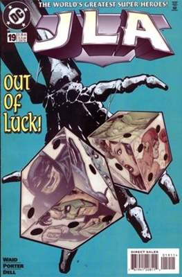 JLA Vol. 1 (1997-2006) (Comic-Book) #19