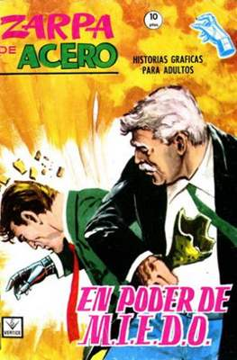 Zarpa de acero Vol. 1 (Grapa 68 pp. 1964-1965) #25
