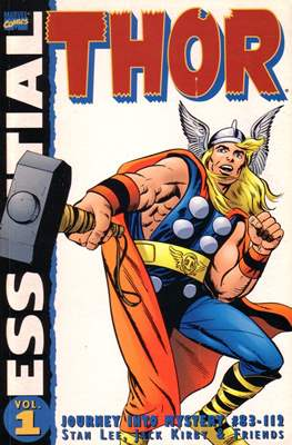 Marvel Essential: Thor (Softcover) #1