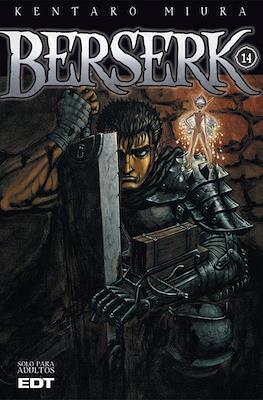 Berserk (Rústica con sobrecubierta) #14
