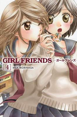 Girl Friends (Rústica con sobrecubierta) #4