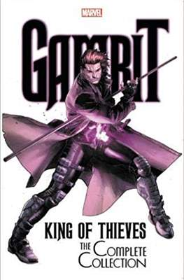 Gambit King of Thieves - The Complete Collection