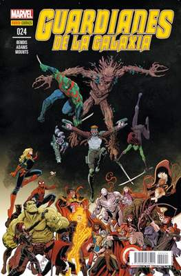 Guardianes de la Galaxia (2013-) (Grapa) #24