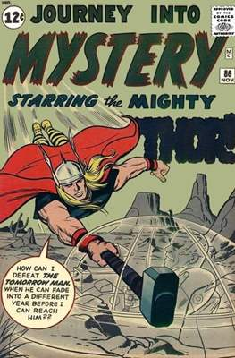 Journey into Mystery / Thor Vol 1 (Comic Book) #86