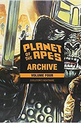 Planet of the Apes Archive (Digital) #4