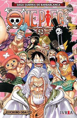One Piece (Rústica con sobrecubierta) #52