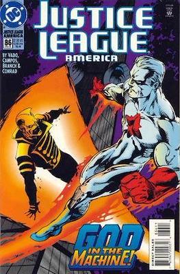 Justice League / Justice League International / Justice League America (1987-1996) (Comic-Book) #86