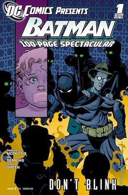 DC Comics Presents: Batman - Don't Blink