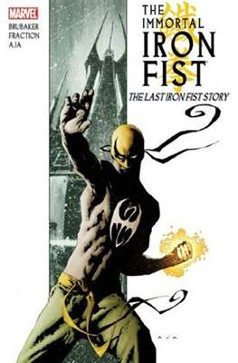 The Immortal Iron Fist (2007-2009) (Softcover 136-180 pp) #1