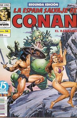 La Espada Salvaje de Conan Vol. 1. 2ª edición (Grapa. 64 páginas) #56