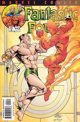 Fantastic Four Vol. 3 (Comic Book) #42 (471)