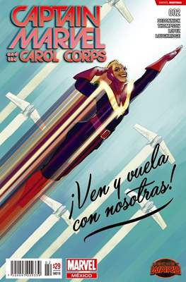Captain Marvel and the Carol Corps (Grapa) #2