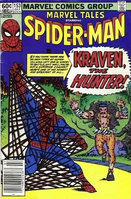 Marvel Tales (Comic Book) #153
