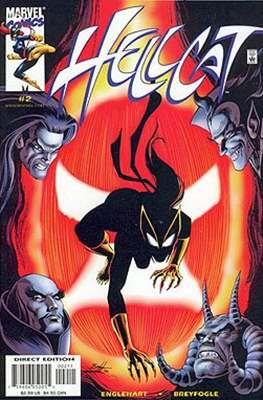 Hellcat (comic grapa usa) #2