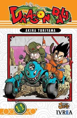 Dragon Ball (Rústica) #11
