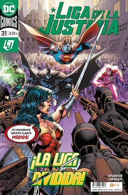 Liga de la Justicia. Nuevo Universo DC / Renacimiento #109/31