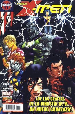 New X-Men: Academia / New X-Men (2005-2008) (Grapa) #15