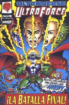 Ultraforce (1995-1996) #6