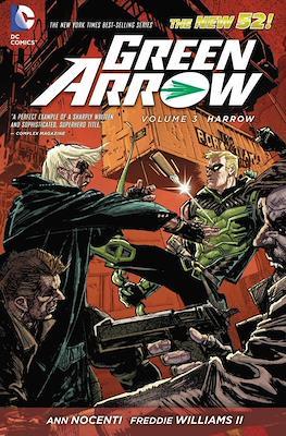 Green Arrow Vol. 5 (2011-2016) #3